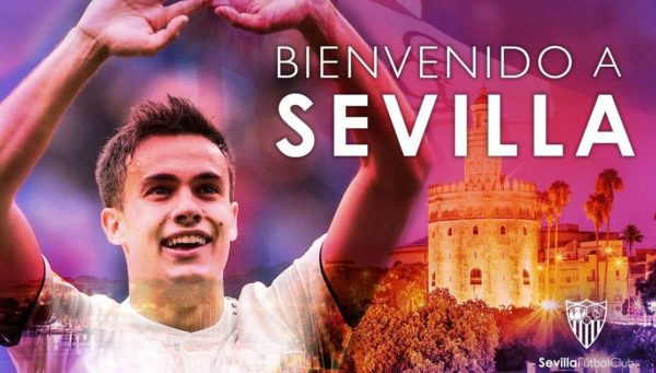 Officiel : Sergio Reguilon pour un an au FC Séville