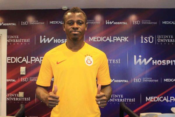 Officiel : Jean-Michael Seri prêté en Turquie