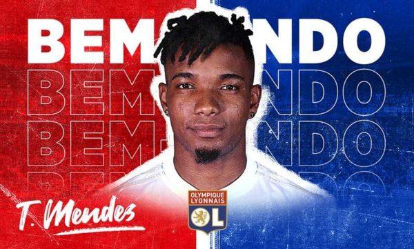 Officiel : Thiago Mendes rejoint l'OL