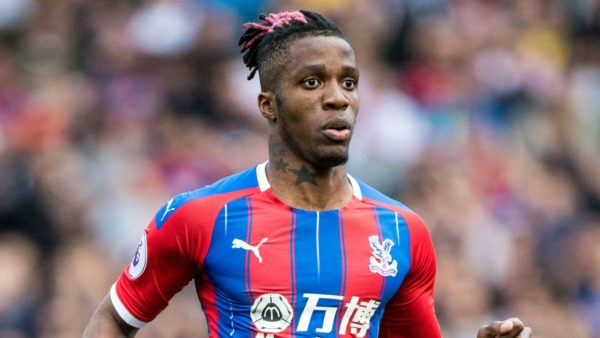 Crystal Palace refuse une belle offre pour Wilfried Zaha