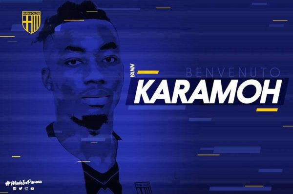 Officiel : Yann Karamoh rejoint Parme