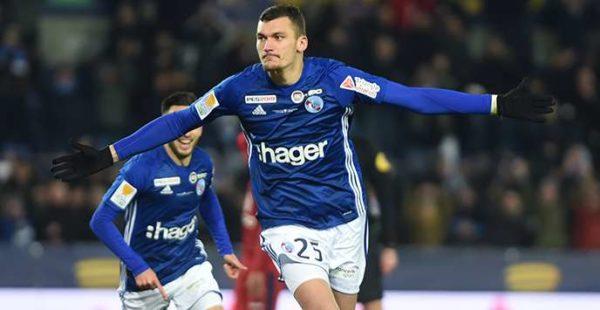 RC Strasbourg : Ludovic Ajorque ciblé en Bundesliga