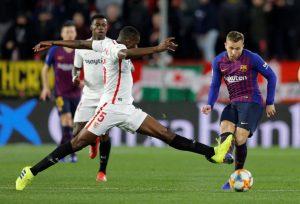 FC Seville : Ibrahim Amadou prêté à un club de Liga ?