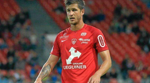Stade Brestois : Anthony Weber a des pistes en Ligue 2