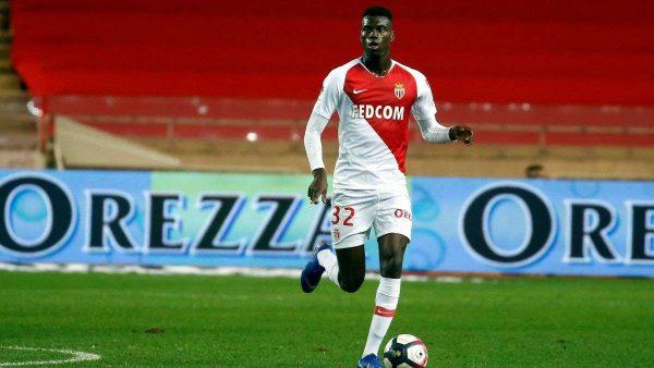 AS Monaco : Badiashile a la cote en Angleterre !