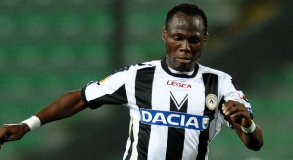 Officiel : Badu quitte l'Udinese