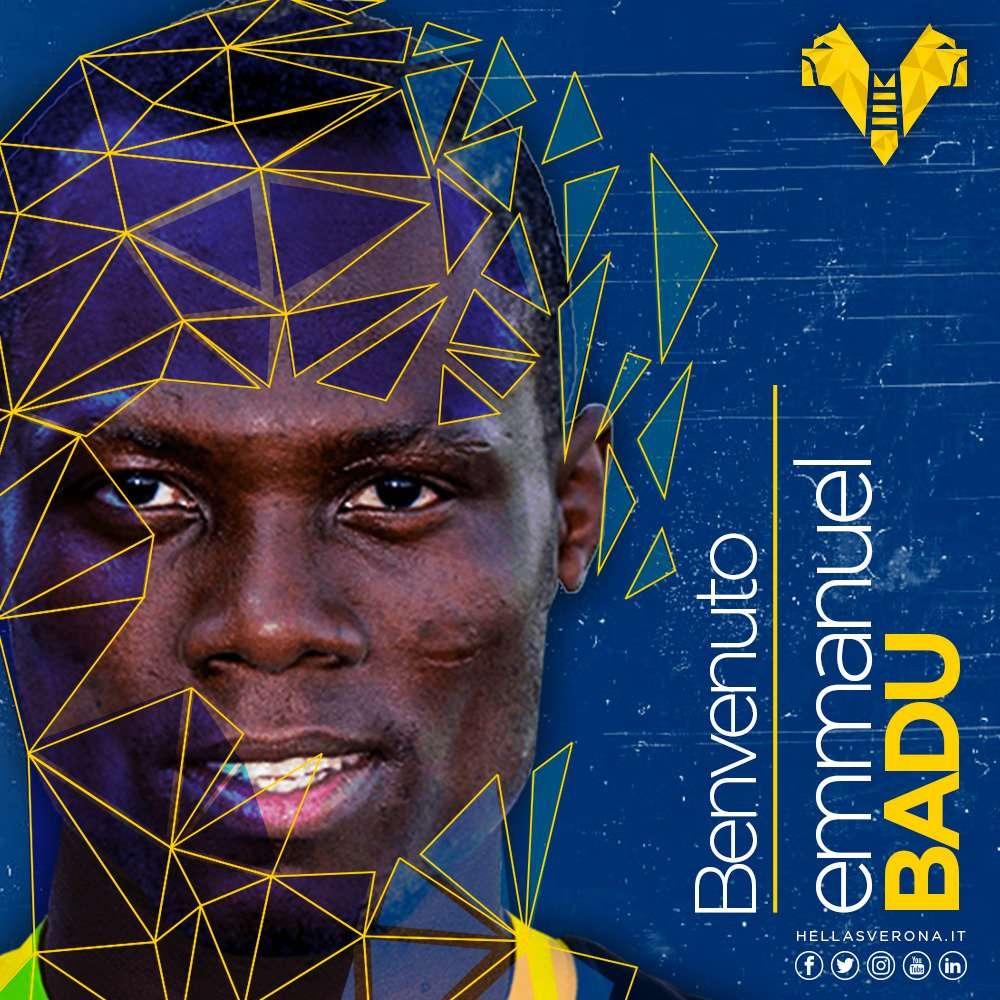 Officiel : Badu quitte l'Udinese