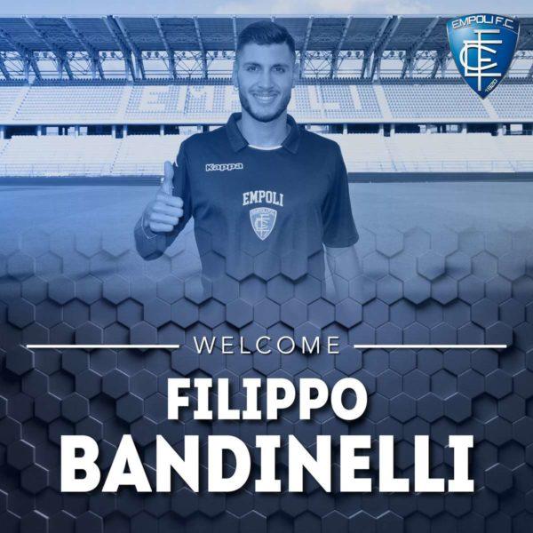 Officiel : Bandinelli et Mancuso à Empoli