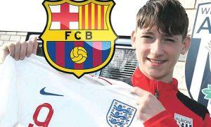 PSG : le jeune Barry finalement au FC Barcelone ?