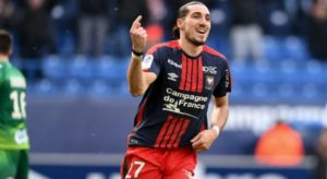 Officiel : Enzo Crivelli quitte le SM Caen