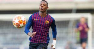 Officiel : le Barça prolonge sa pépite Fati