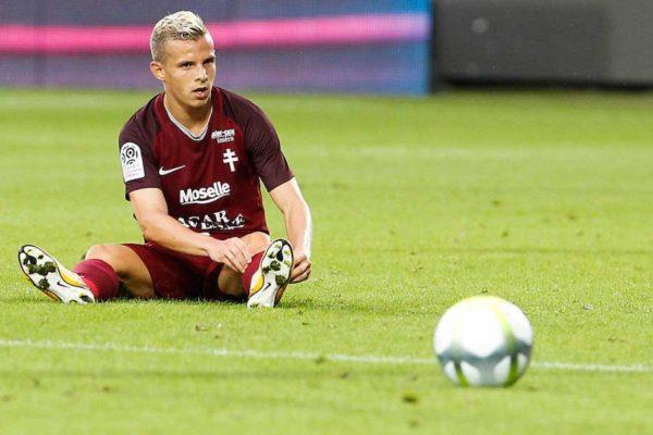 Officiel : Hein quitte le FC Metz