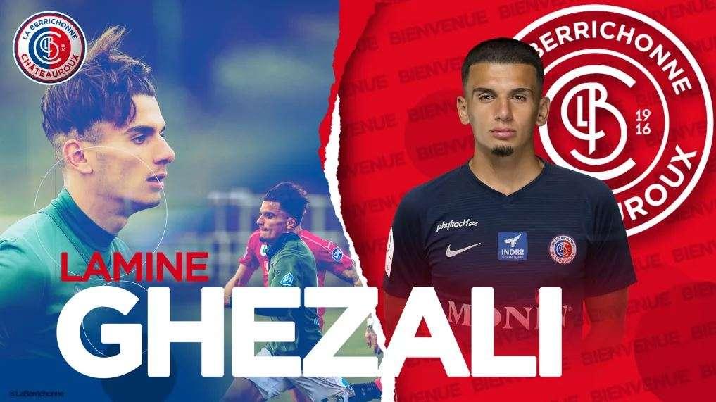 Officiel : Ghezali quitte Saint-Etienne