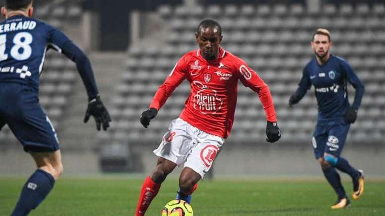 Stade Brestois : Ibrahima Diallo sur le départ ?