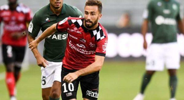 Guingamp : Nicolas Benzet vers la MLS