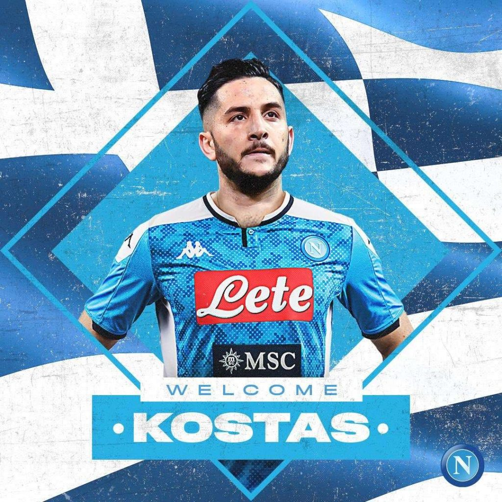 Officiel : Naples confirme Manolas