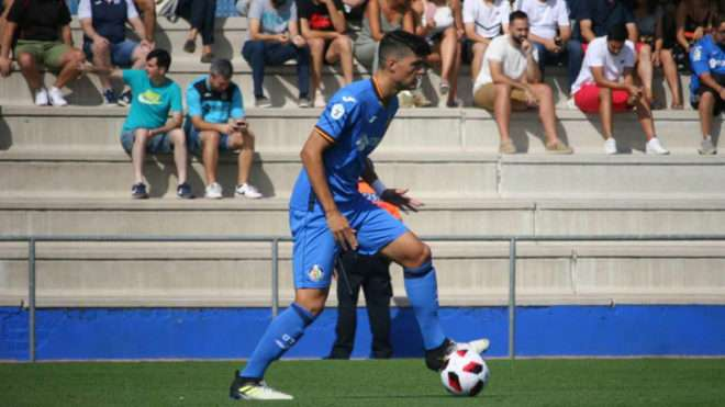 Officiel : Rubio quitte Getafe