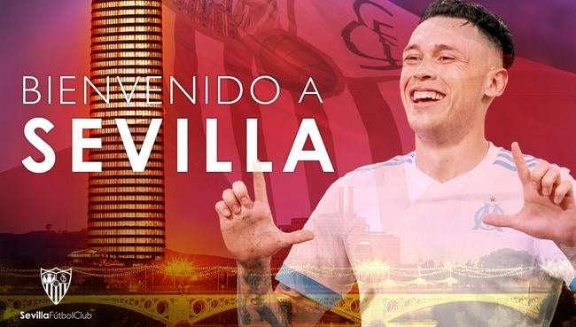 Officiel : Lucas Ocampos est un joueur du FC Séville