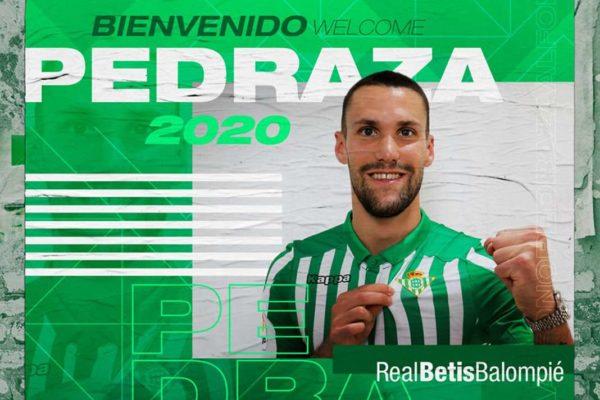 Officiel : Alfonso Pedraza débarque au Betis