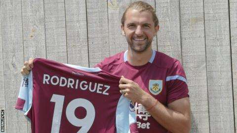 Officiel : Jay Rodriguez signe à Burnley