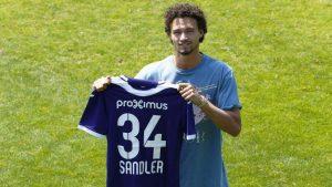 Officiel : Anderlecht obtient le prêt de Philippe Sandler