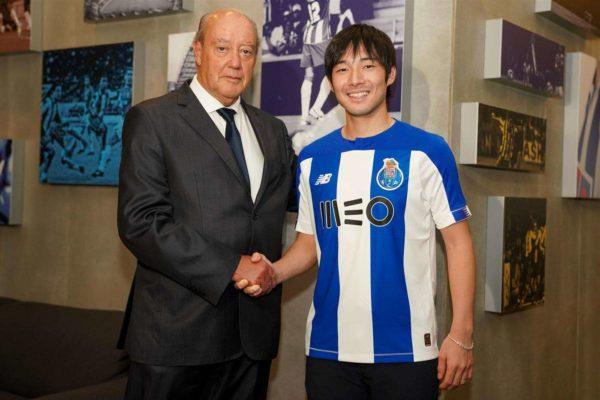 Officiel : Porto s'offre un Japonais