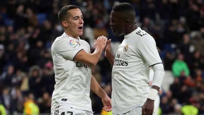 Le Real Madrid réclame une somme conséquente pour Lucas Vazquez