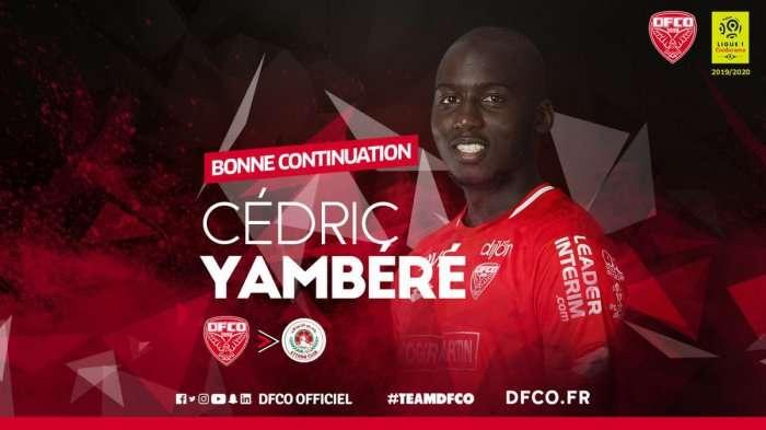 Officiel : Yambéré ne jouera plus pour Dijon