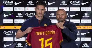 Officiel : Mert Cetin rejoint l'AS Roma
