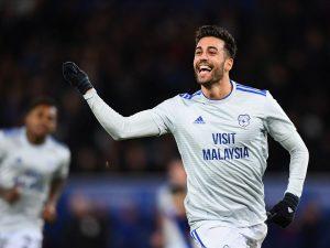 Crystal Palace négocie pour Victor Camarasa