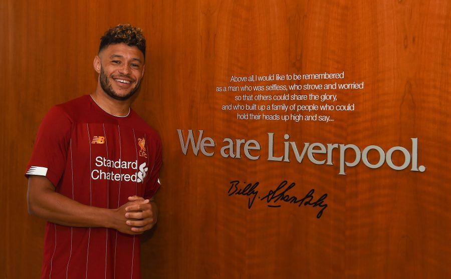 Officiel : AOC rempile à Liverpool