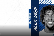 Officiel : Alex Iwobi a signé à Everton