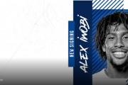 Officiel : Alex Iwobi a signé à Everton