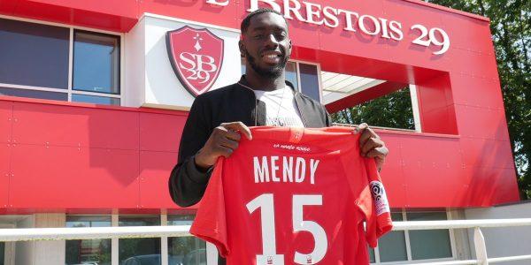 Officiel : Alexandre Mendy prêté à Brest