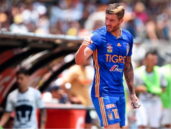 André Pierre-Gignac meilleur buteur de l'histoire de Tigres !