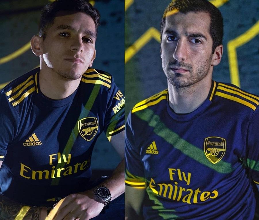 Arsenal : le maillot third 2019/2020 dévoilé