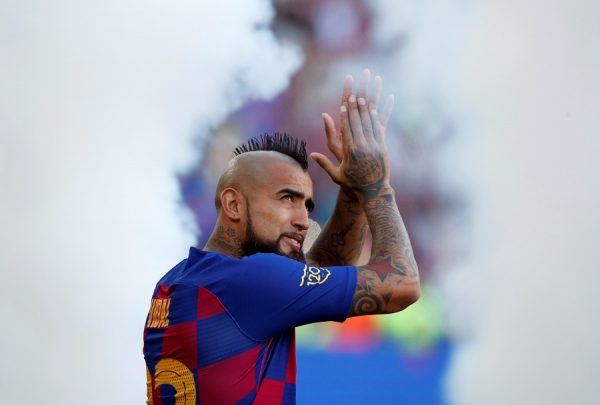 FC Barcelone : Arturo Vidal ciblé en Italie