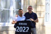 Officiel : Yassine Benrahou prolonge à Bordeaux