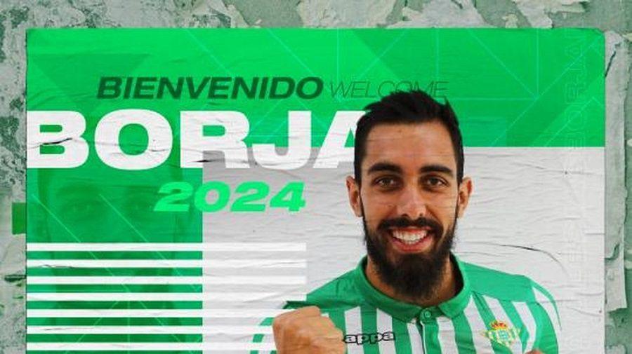 Officiel : Borja Iglesias rejoint le Bétis Séville