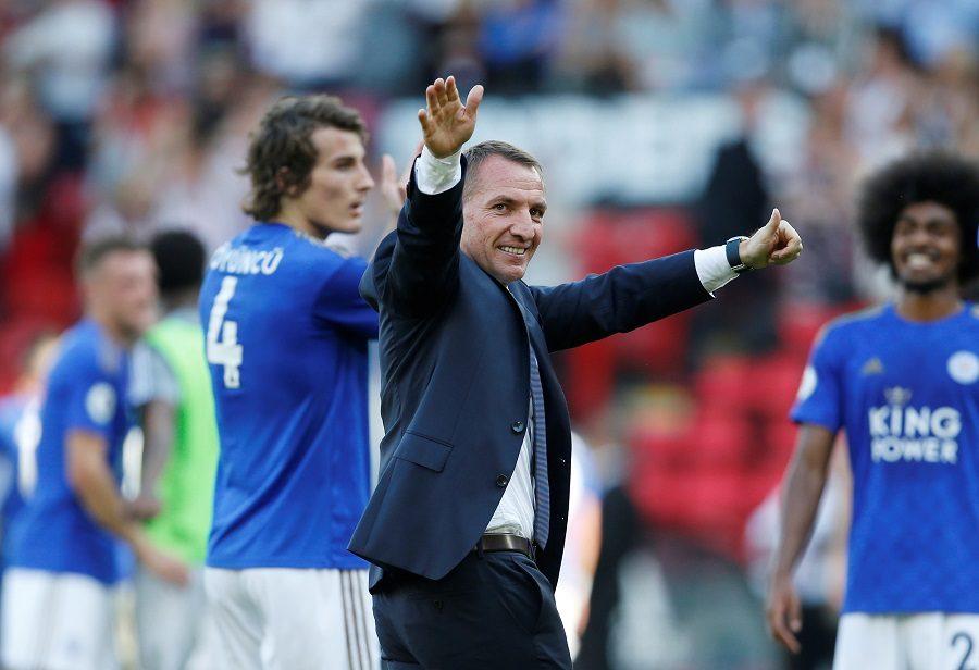 Officiel : Brendan Rodgers prolonge à Leicester
