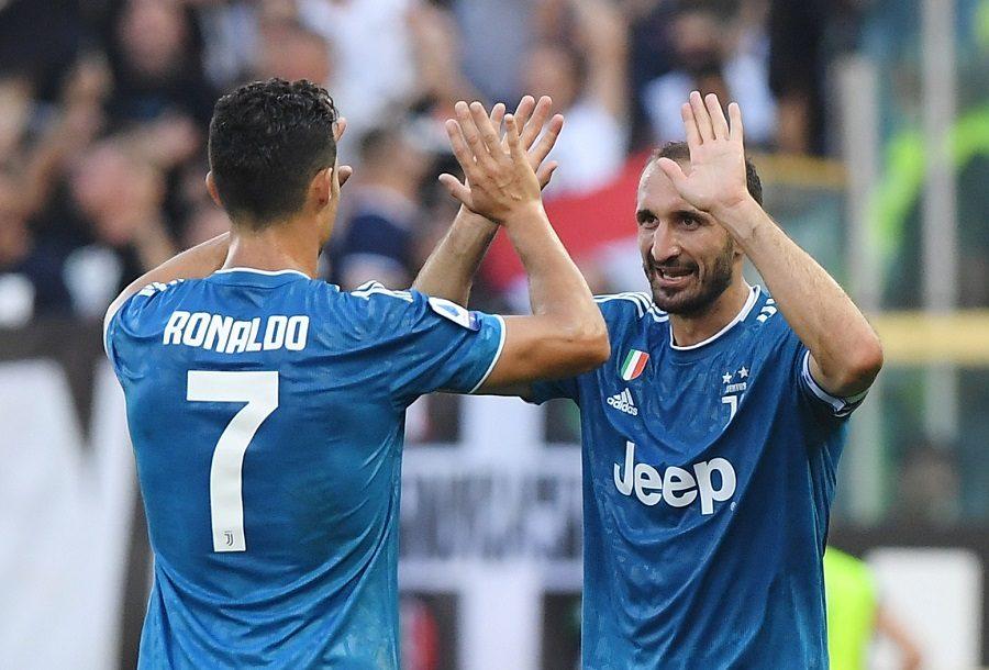 Juventus : l'agent de Giorgio Chiellini confirme pour sa prolongation