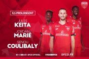 Officiel : Dijon prolonge trois joueurs