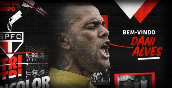 Officiel : Dani Alves retourne au Brésil