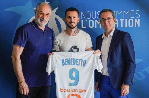 Officiel : Dario Benedetto est un joueur de l'OM