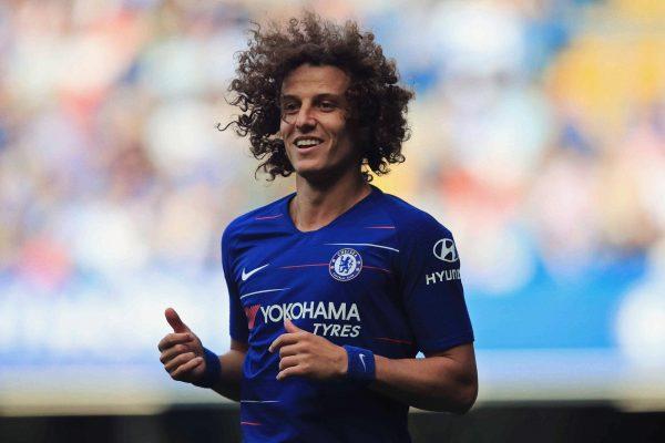 Chelsea : David Luiz se dirige bien vers Arsenal