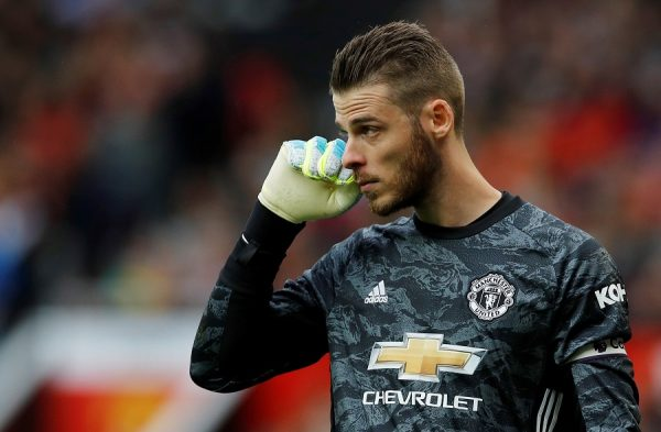 Man Utd : David de Gea traverse sa « pire période » au club