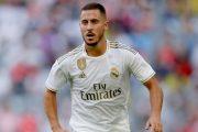 Officiel : Eden Hazard forfait pour la 1ère journée de Liga
