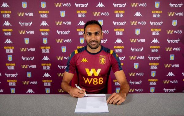 Officiel : Elmohamady prolonge à Aston Villa