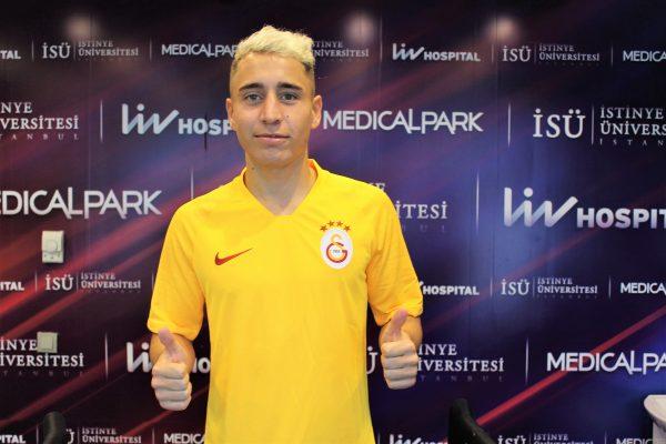 Officiel : Emre Mor signe à Galatasaray
