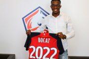 Officiel : Eric Bocat signe trois ans au LOSC